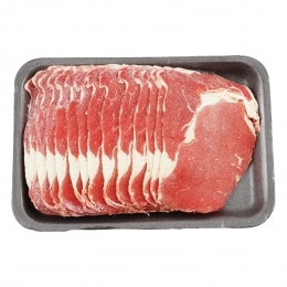 Slice Rib Eye Beef  1.3lb