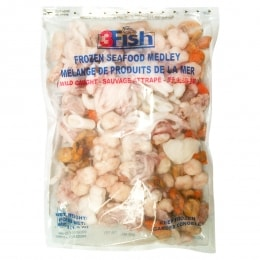 Seafood Mix (Frozen)