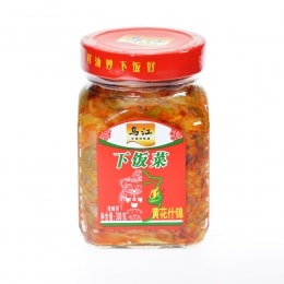 WUJIANG PRESERVED VEGETABLE