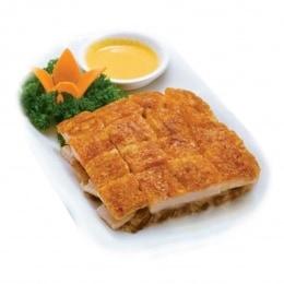 T&T Kitchen Roasted Pork (Hot) 1Lb