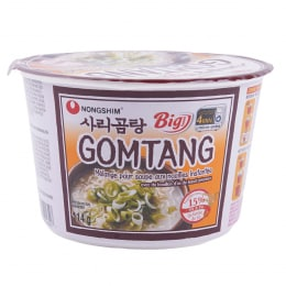 Nong Shim Beef Big Bowl Sarigomtang