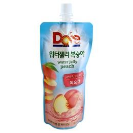 DOLE果汁果冻-水蜜桃