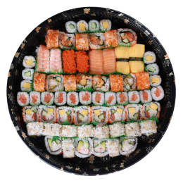 Ajisai Assorted Sushi Tray (Tray C)