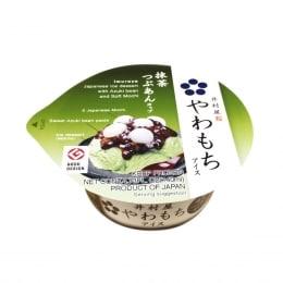井村屋抹茶麻糬冰淇淋