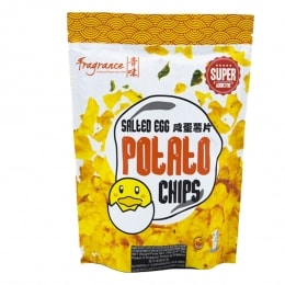 Fragrance Yolk Potato Chip