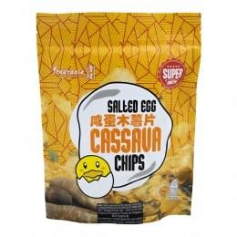 Fragrance Yolk Tapioca Chips