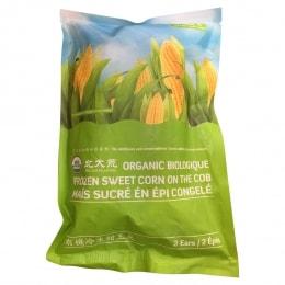 Beidahuang Organic Sweet Corn