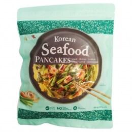 Saongwon Seafood Pancake  300G