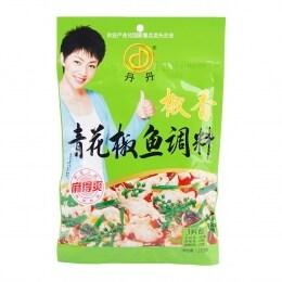 Dandan Green Pepper Fish Seasoning 210g