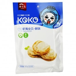 Koko Flavored Whole Scallop
