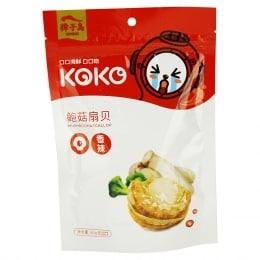 Koko Spicy Mushroom Scallop