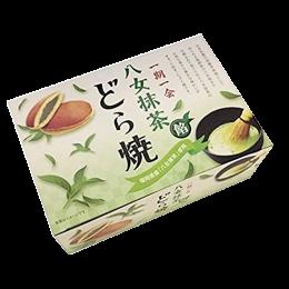 日本一荣抹茶铜锣烧