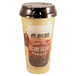 Xiang Piao Piao Black Sugar Mix Milk Tea
