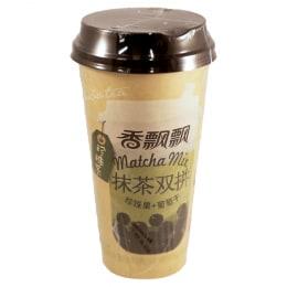 Xiang Piao Piao Matcha Mix Milk Tea