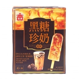 I-Mei Brown Sugar Pearl Ice Bar
