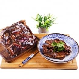韩式牛仔骨-预腌