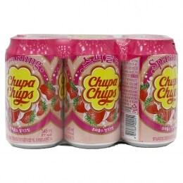 Cc Sparkling Drink- Strawberry