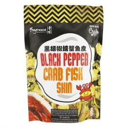 Fragrance Pepper Crab Fishskin