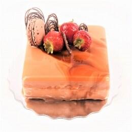 5.2In Pink Salt Brown Sugar Cheesecake