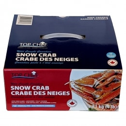 Snow Crab Clusters Gift Boxed