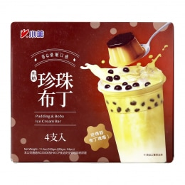 Shao Mei Boba Pudding Ice Bar