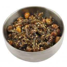 Korean Fried Peanut With Fish