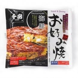 Chibo Sauce Frozen Okonomiyaki 225g
