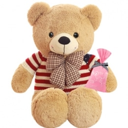 Love Bear 80Cm Teddy Bear