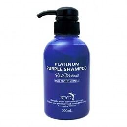 Royd Platinum Purple Shampoo 300ml
