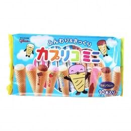Glico Cupriko Mini Cookie 89g