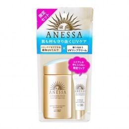 Anessa Sunscreen+Lipbalm Set 60ml+5g