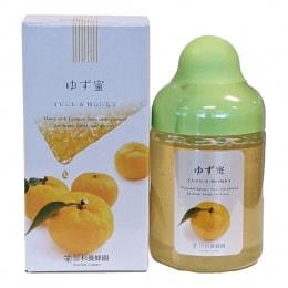 Sugi Bee Garden Yuzu Honey 300g
