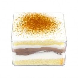 T&T Bakery Cubeboxed Taro Mochi Box Cake 320g