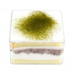 T&T Bakery Cubeboxed Red Bean Mochi Box Cake 320g