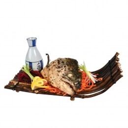 T&T Kitchen Salmon Head Robatayaki 230g