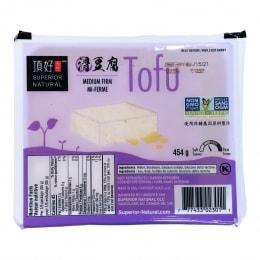 Superior Medium Firm Tofu 454g