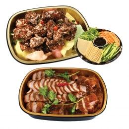 T&T Kitchen Peking Duck Two-Way Combo