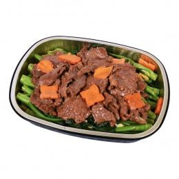 T&T Kitchen Stir-Fried Beef With Gai Lan