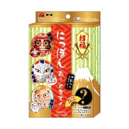 PURESMILE Nippon Mask 4pc