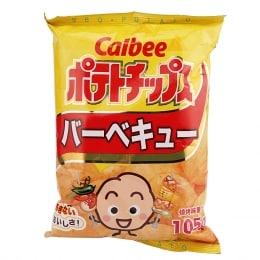 卡乐B BBQ薯片
