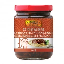 LEE KUM KEE SICHUAN SPICY NOODLE SAUCE 233g