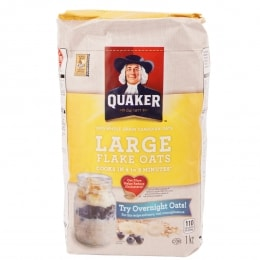 Quaker  Large Flake 1kg