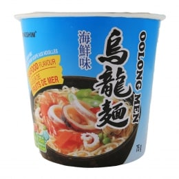 Nongshim Seafood Cup Noodle