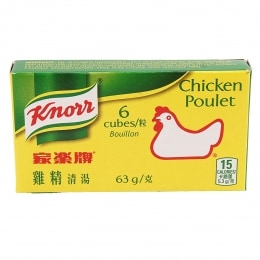KNORR CHICKEN BROTH CUBE