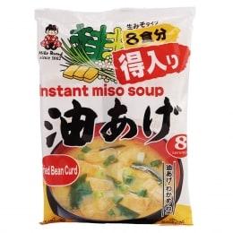 Shinshuichi Fried Bean Curd Misosoup 8Pk 176g