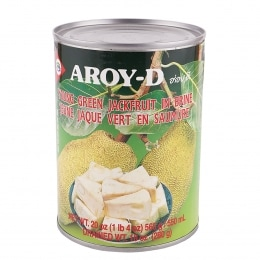 AROY-D YOUNG GREEN JACKFRUIT IN BRINE
