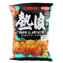 卡乐B 热浪薯片