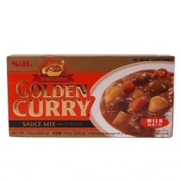 S&B GOLDEN MILD CURRY