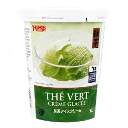 Hime Green Tea Ice Cream