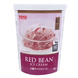 Hime Red Bean Ice Cream